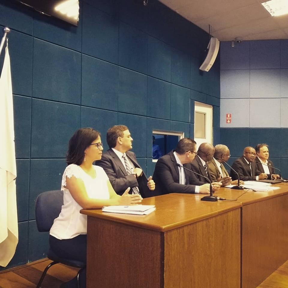 8a9c9e63b3181 Assinatura do Convênio entre a Câmara Municipal e a Comissão da Verdade  sobre a Escravidão Negra da OAB Campinas