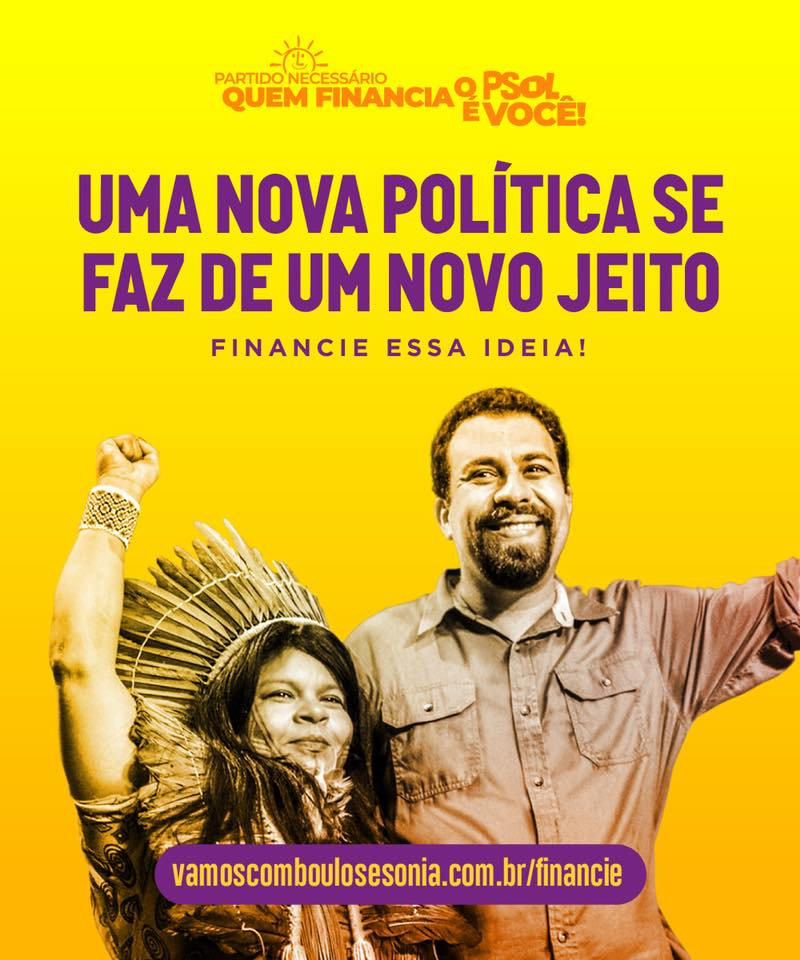É Amanhã! Guilherme Boulos Na Unicamp.