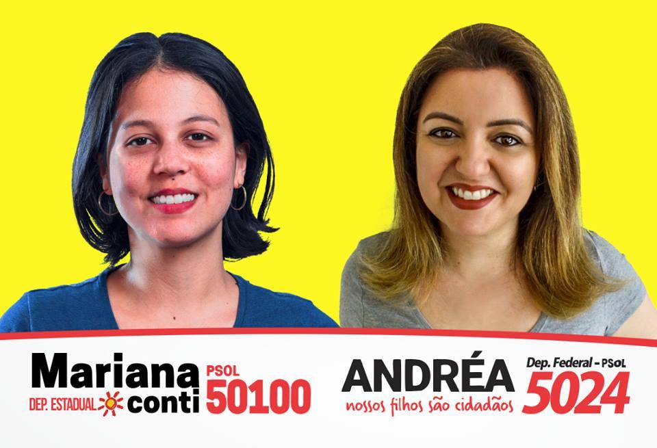 Candidatas da Inclusão
