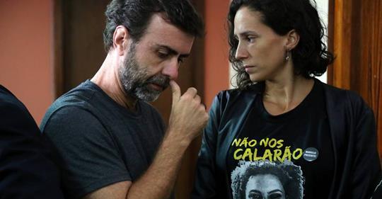 Revelado plano para executar Marcelo Freixo