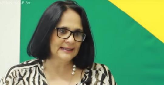 Futura Ministra de Mulheres acha que mulher nasce para ser mãe
