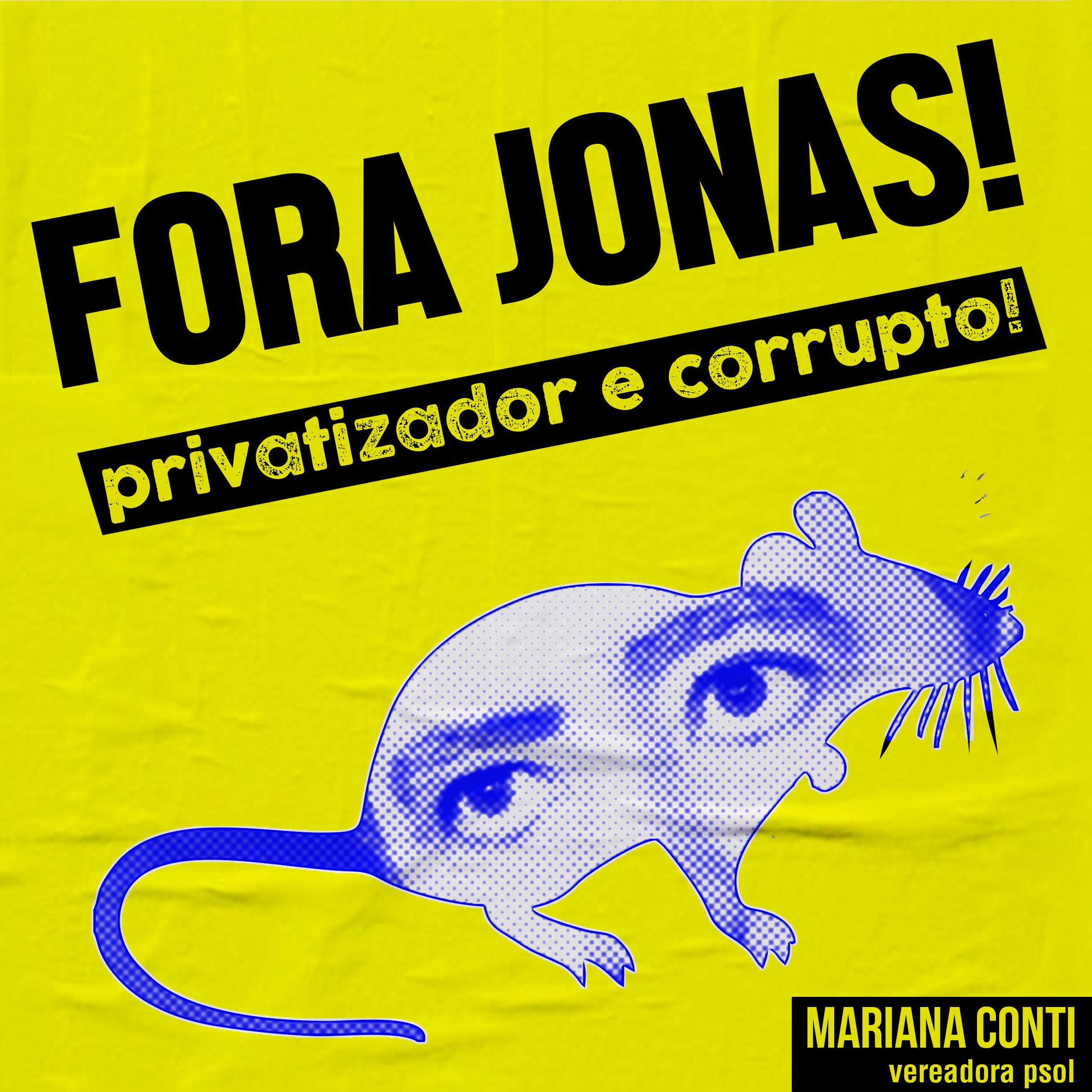 Fora Jonas!