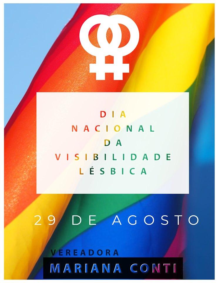 29/8-Dia Nacional da Visibilidade Lésbica