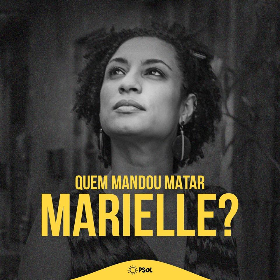 Bolsonaro citado no caso Marielle