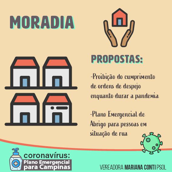 Coronavírus: Plano Emergencial para Campinas