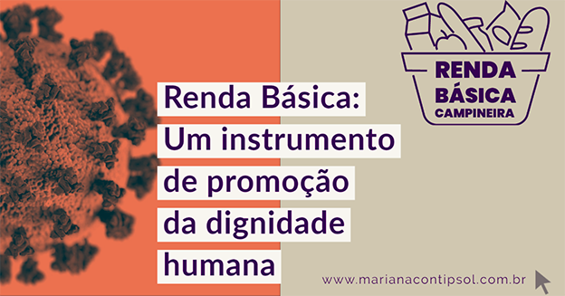 Renda Básica: Um instrumento de promoção da dignidade humana
