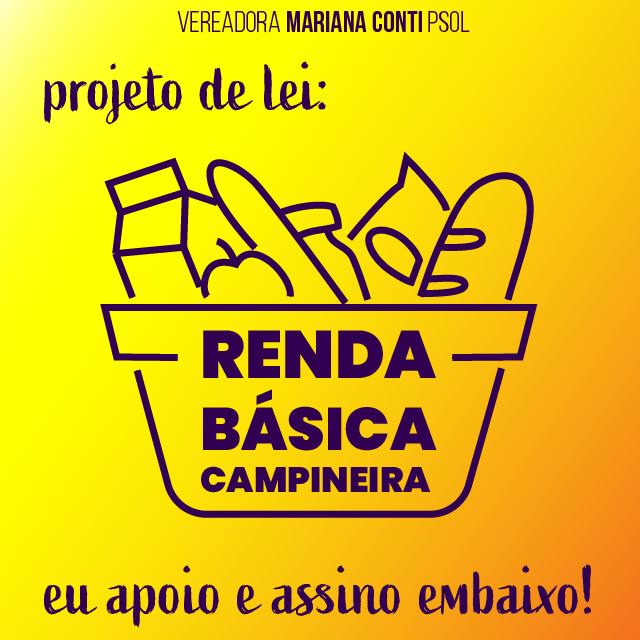 Renda Básica Campineira-PL para download